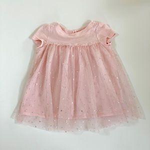 Baby GAP Baby Girl Pink Tulle Dress